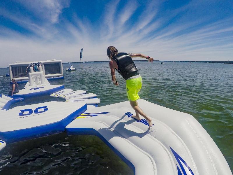 Aquaglide Bendback Action