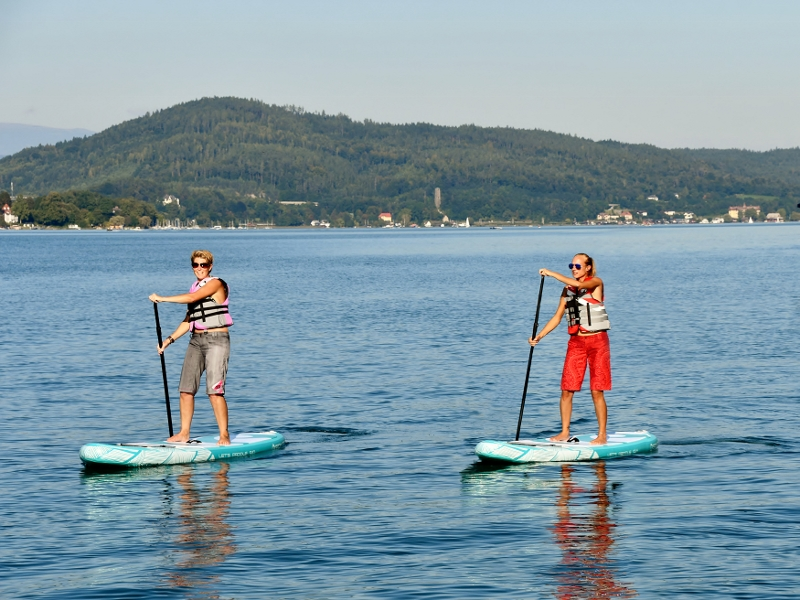 Spinera Lets Paddle Action