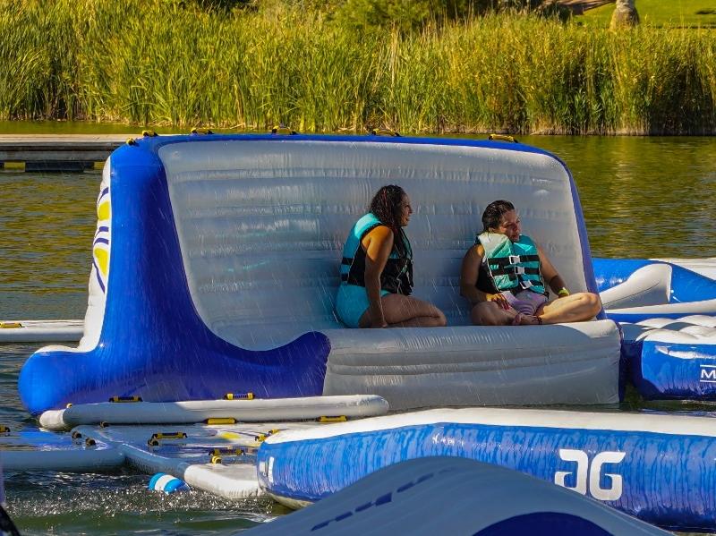 Aquaglide Lugeback Action