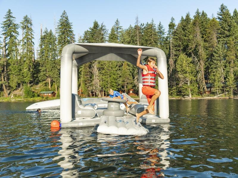 Aquaglide Residential Mini Park 5 Action