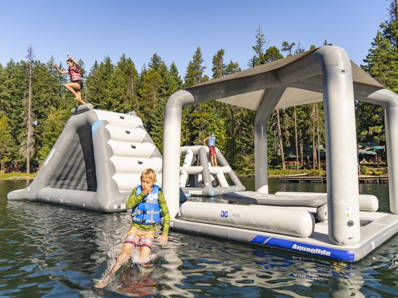 Aquaglide Residential Mini Park 6 Action