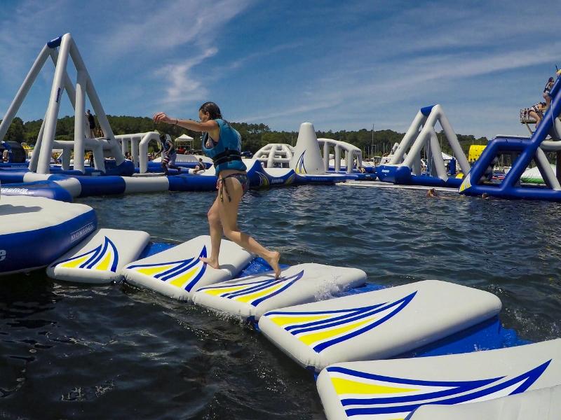 Aquaglide Walkback Action