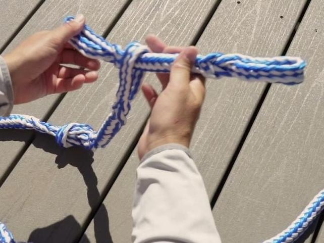 Aquaglide Mooring Line Adjustment Clip 2