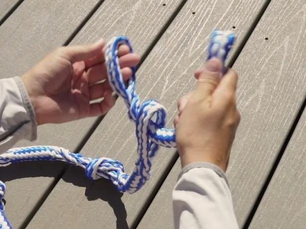 Aquaglide Mooring Line Adjustment Clip 3